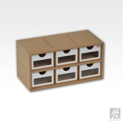 Module 6 tiroirs Hobbyzone OM01a