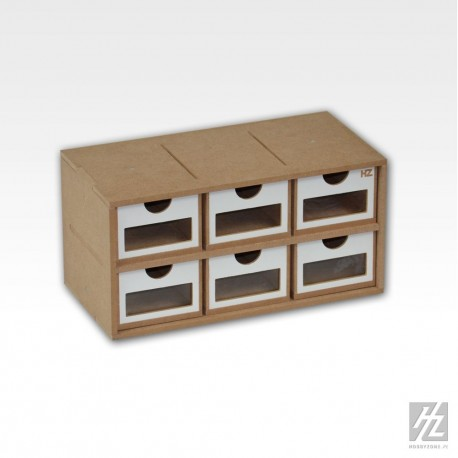 Module 6 tiroirs Hobbyzone