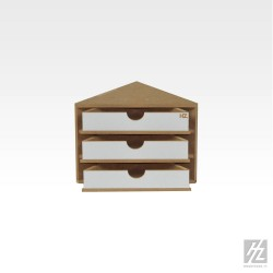 Module de terminaison avec tiroirs Hobbyzone - MAKETIS