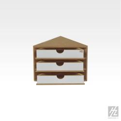 Module de terminaison avec tiroirs Hobbyzone OM11
