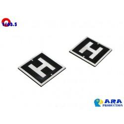 2 Pancartes H