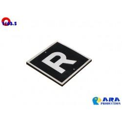 Pancarte R pour TIV [O]