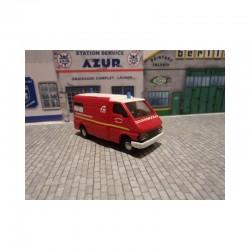 Camionnette Renault Master 1 pompier ambulance - MAKETIS