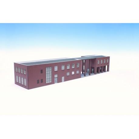 Gate and administration coking plant Hansa Joswood 17075 - MAKETIS