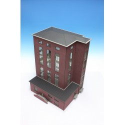 Industrial High building