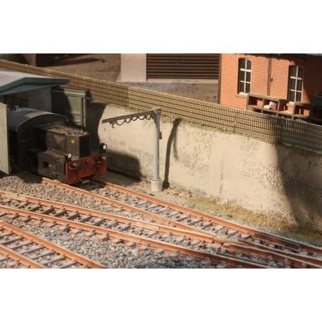 Petite grue pivotante (4 pièces) Joswood 40087 - MAKETIS