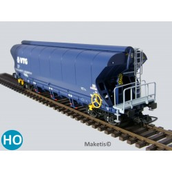 Wagon céréalier HO NME Tagnpps VTG ref 504612