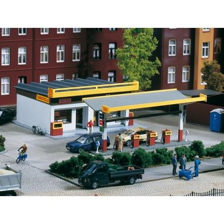Station-service HO Auhagen 11340