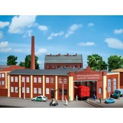 Portail d'usine HO Auhagen 11421