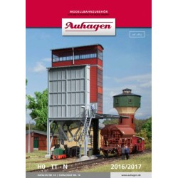 Catalogue nr 14 avec nouveautés 2017 Auhagen 99614