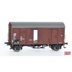 Wagon couvert DB Oppeln Glms HO Exact-Train. Epoque IV EX20103- MAKETIS