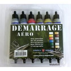 Pack Démarrage Aéro