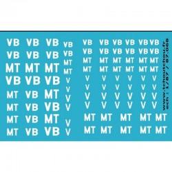 VB, V, MT HO Tchoutchou