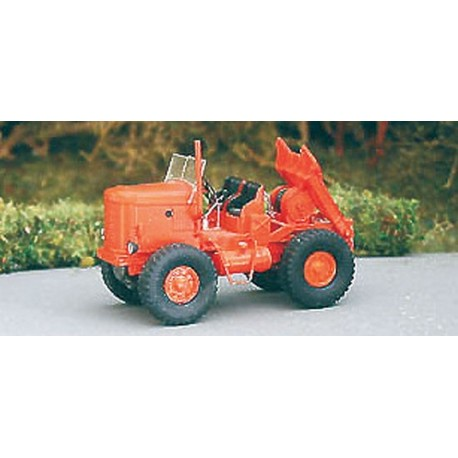 Tracteur forestier Latil type H14 TL10 Obsidienne - 14005 MAKETIS