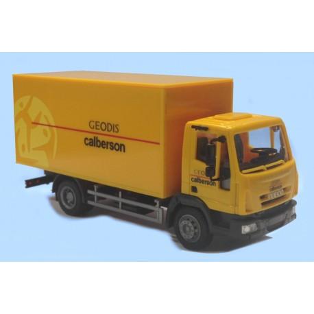 Camion Iveco Eurocargo Geodis Calberson