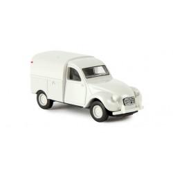 Citroën 2CV Fourgonnette 1961, AZU, Gris Clair (Brekina 14171)