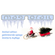 Ready-made tandem bicycle, HO/OO for Magnorail System MR252.0 - MAKETIS