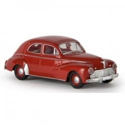 Peugeot 203, rouge grenat SAI 2502