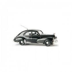 Peugeot 203, gendarmerie SAI 2516
