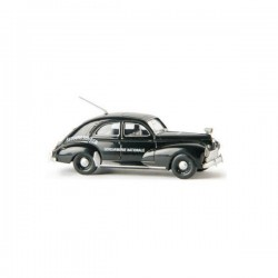 Peugeot 203, gendarmerie SAI 2516 - MAKETIS