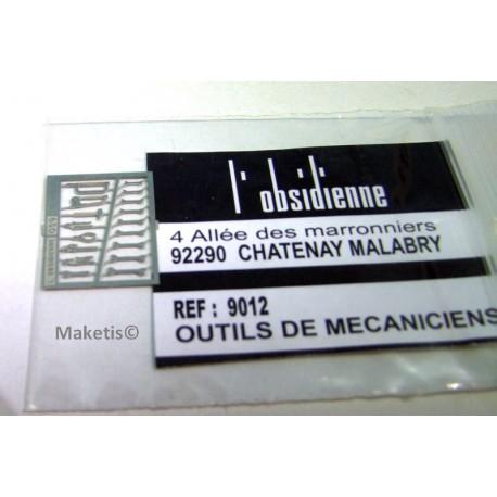 Outils de mécanicien - MAKETIS