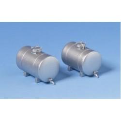 Tank ou citerne à lait gros HO Weinert 4476