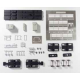 Dégarnisseuse Plasser & Theurer RM80 UHR TSO HO en kit
