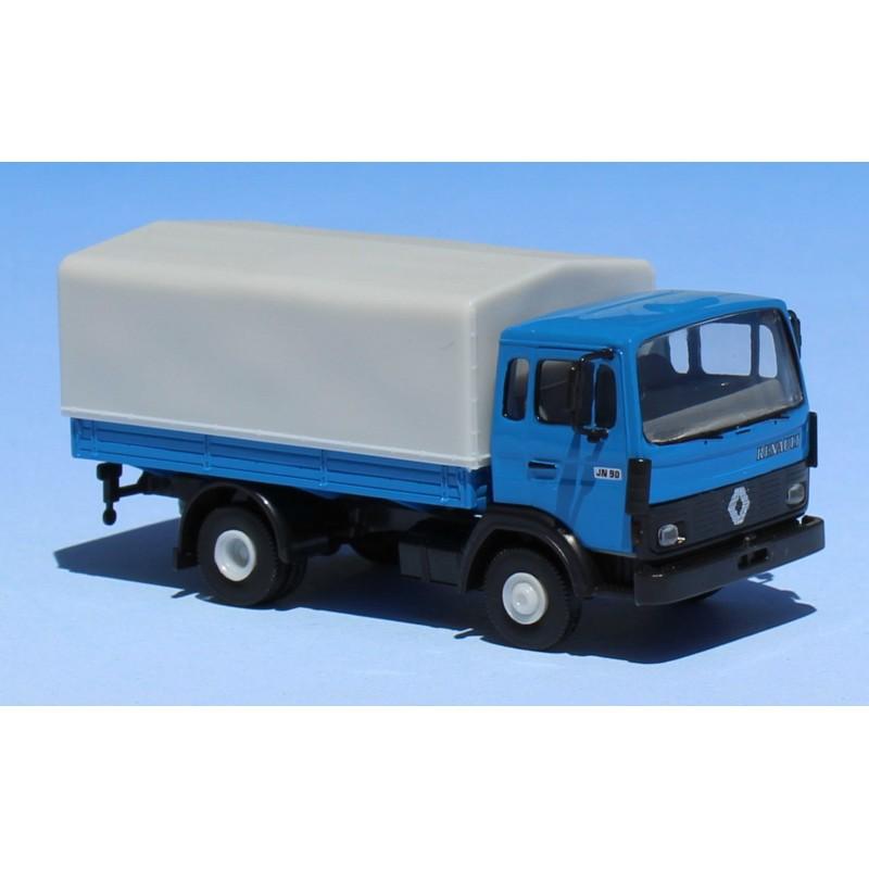 Camion renault jn 90 b ch bleu b che gris clair - Bleu gris clair ...