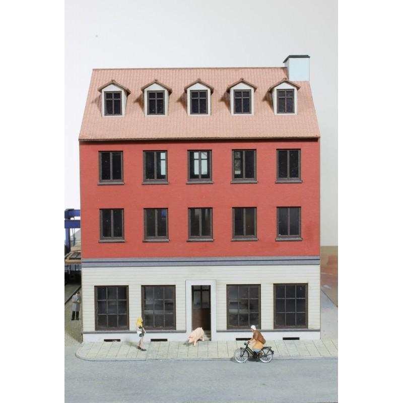 Petite maison de ville 4 ho mkb 87333 for Renovation petite maison de ville