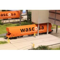Getreidewagen Tagnpps 130m3, WASCOSA orange Ep. 6, nr. 508609 - MAKETIS