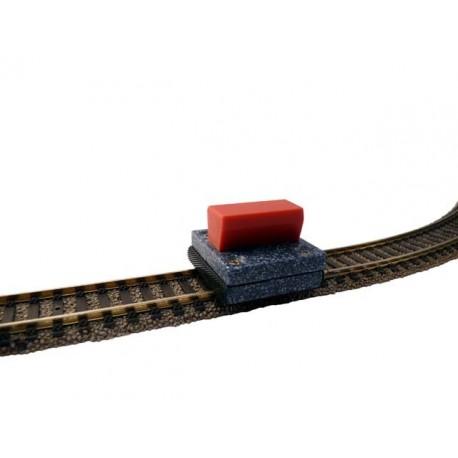 Nettoyeur de rails HO Schienenreiniger accès libre