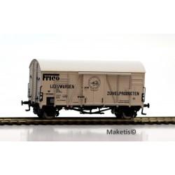 Wagon couvert NS Oppeln FRICO HO Exact-Train. Epoque III