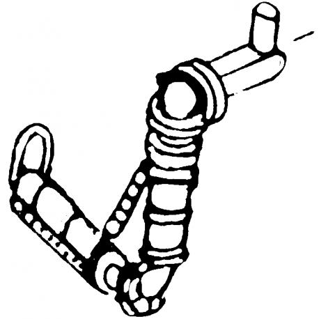 2 raccords pour chauffage vapeur Weinert 8295