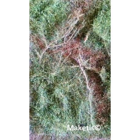 Clairière avec bois mort 21x30 cm SYTH35 - MAKETIS