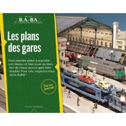 Les plans des gares