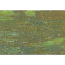 Bardage ondulé métal Oxydé HO Redutex