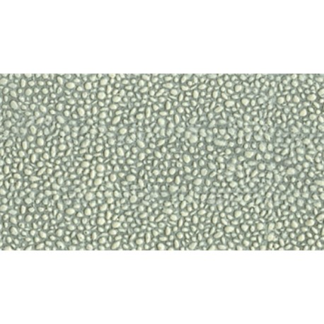 Mur de pierres rondes gris HO Redutex