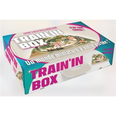 Train'in Box avec matériel roulant région Provence