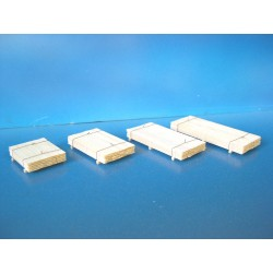 Bretter Stapel, 57,5x29,5x8mm, (48 Bretter)