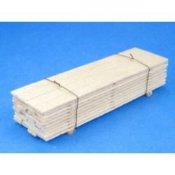 Bretter Stapel, 46x14x9,5mm, (40 Bretter)