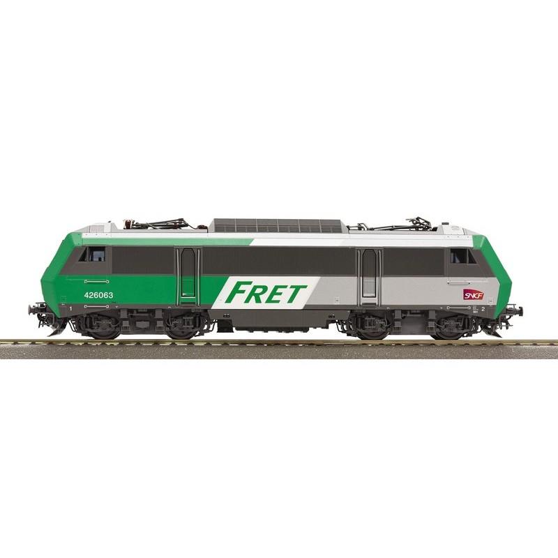 locomotive 233 lect bb426063 fret sncf ep v vi digital ho roco 73862