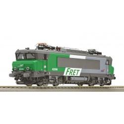 Locomotive électrique BB 422369 FRET SNCF ep V Analogique HO Roco 73883