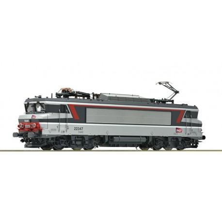 Locomotive électrique BB 22347 Multiservice SNCF ep V-VI Analogique HO Roco 73881
