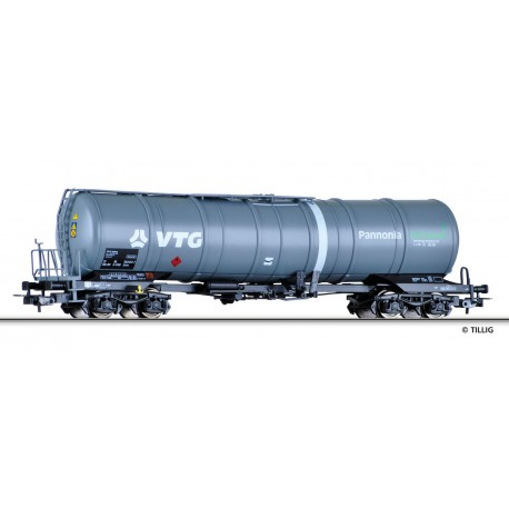 Wagon citerne à bogies VTG Ep VI HO TILLIG 76719