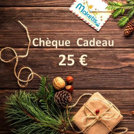 Chèque Cadeau Maketis