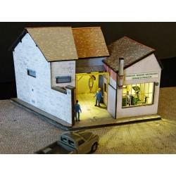 Petit Atelier de rue en angle 120°