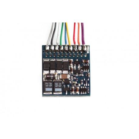 Décodeur de fonction LokPilot Fx V4.0 MM/DCC/SX 8 broches ESU 54620