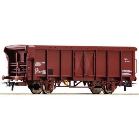Wagon tombereau à toit enroulable SNCB Ep IV-V HO Roco 76951 - Maketis