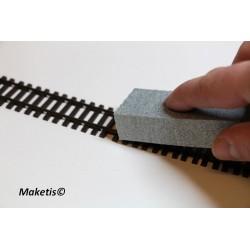 Gomme de nettoyage pour voie Clean-o-Fix 2717 Herkat