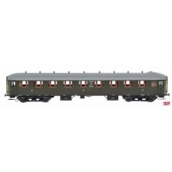 Voiture PKP (EX NS AB7500) HO Exact-Train. Epoque IIIb
